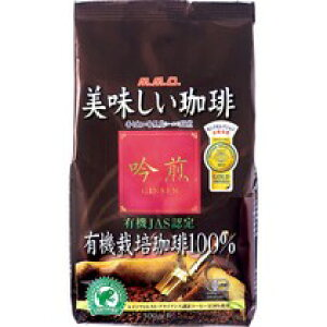 MMC 三本コーヒー 吟煎 美味しい珈琲 300g(粉) 265-4235