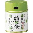 三ツ木園 抹茶粉 粉末煎茶 (缶) 40g 269-6669