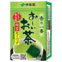 伊藤園 お〜いお茶 ティーバック 緑茶 20バッグ 460-8318