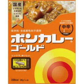 大塚食品 ボンカレー ゴールド 中辛 180g×1食 368-4681