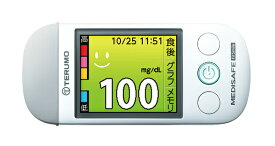 TERUMO テルモ 血糖測定システム メディセーフフィットスマイル MS-FR501W