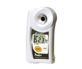 アタゴ ポケット糖度計 糖度・濃度(ワイドレンジ)PAL-J Brix0.0〜93.0% Brix0.1%