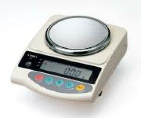 SJ-2200 高精度電子天秤 秤量2200g 最小表示0.1g 皿サイズ180×160mm 1-4890-16