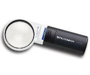 ワイドライトルーペLED(ドイツ・エッシェンバッハ) 10× 非球面レンズφ35(mm)1-6490-03 1511-10