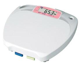 A&D ベッドサイドスケール(検定付) AD-6122 100/99.9kgまで、200/100〜150kg 体重計 国家検定付き エー・アンド・デイ