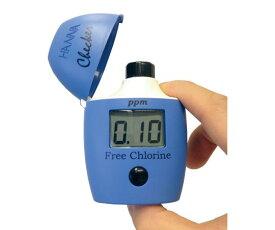 デジタル吸光光度計(Checker HC) HI701 測定項目:遊離塩素(測定範囲=0.00〜2.5ppm)