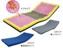 日本エンゼル 床ずれ防止マット ピタマットレス ケアタイプ ニットカバー(Nタイプ) 1084N 83cm幅 医療/病院/介…