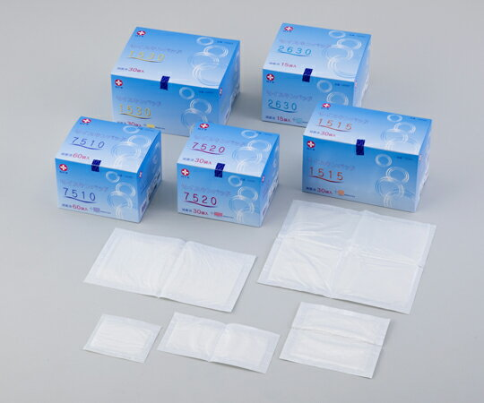 白十字 モイスキンパッド(滅菌済) Mini ミニ 4.5cm×4.5cm 30袋入