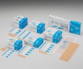 NICHIBAN ニチバン オーキューバンエコ OQEM100 21mm×70mm(粘着部)13mm×22mm(パッド部) 1箱Mサイズ100枚入 環境派救急絆創膏