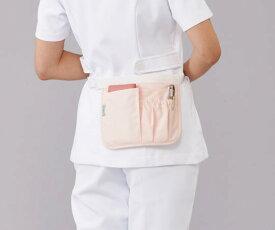 navis(ナビス) ナースポーチ 8-5871-01 NP-PK ピンク 190×230mm 看護用品 ナースグッズ ポケットバッグ