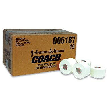Johnson&Johnson COACH コーチ 50mm 1ケース
