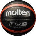 モルテン molten バスケットボール GA6 6号球 屋外用 ブラック BGA6-KO