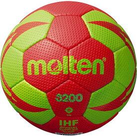 モルテン molten ハンドボール ヌエバ3200 0号球 小学校低学年導入用 H0X3200-RG2