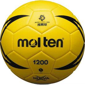 【※4月上旬以降の入荷となります】モルテン molten ハンドボール ヌエバX1200 1号球 新教材ハンドボール ソフトタイプ H1X1200-Y