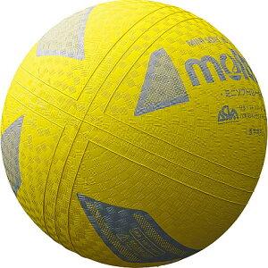 モルテンmoltenバレーボールミニソフトバレーボールS2Y1200-YYイエロー小学校中・低学年向