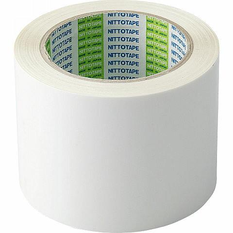 モルテン molten フットサル用ポリラインテープ 直線用 幅80mm×長さ50m(1巻入)白 ホワイト ポリプロピレン PT801W