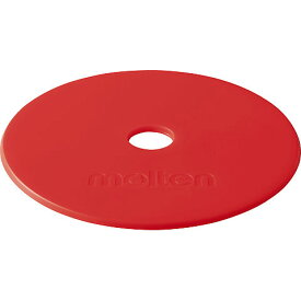 モルテン molten マーカーパッド アウトドア WM0010-R 赤 レッド 1セット10枚入り