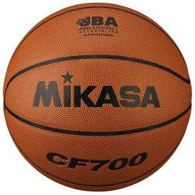 ミカサ MIKASA バスケットボール 7号球 一般男子・大学男子・高校男子・中学男子用 人工皮革 検定球 CF700
