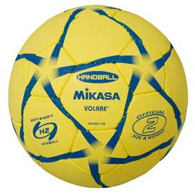 ミカサ MIKASA ハンドボール 2号球 一般女子・大学女子・高校女子・中学用 屋外用練習球 HP203-YB