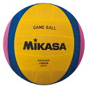 ミカサ MIKASA ウォーターポロ W6008W ジュニア用 水球ボール