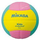 【ネーム加工可】ミカサ MIKASA スマイルドッジボール 0号 円周約50cm 重量約150g EVA(特殊スポンジ)素材 小学生低学年向き SD00-YP
