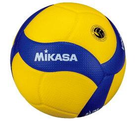【ネーム加工可】ミカサ MIKASA バレーボール 5号球 一般・大学・高校用 FIVB公式球 検定球 国際公認球 V200W
