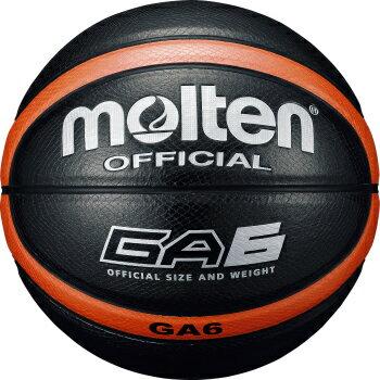 【※5月下旬頃の入荷予定です】モルテン molten バスケットボール GA6 6号球 BGA6-KO ブラック