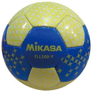 ミカサ フットサルボール 検定球 4号 FLL500