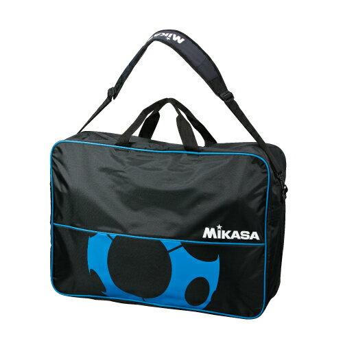 ミカサ MIKASA サッカーボールバック 6個入れ FS6C-BKBL サッカーボールバッグ