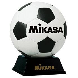 【ネーム加工可】ミカサ MIKASA マスコットボール サッカー サインボール クラブなどの卒業記念品にいかがですか? PKC2-WBK