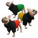 フレンチブルドッグ服 パグ服 フィールド ダウンコート(中綿) 犬 服 犬服 犬の服 ダウンジャケット フレブル 洋服 冬服 コート アウター