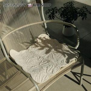 【キルトシート】ボタニカルキルト約52×52cm【川島織物セルコン】LN1063