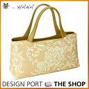 川島織物製バッグ 華 和装洋装兼用 Mバッグ横長 ピンク 1KM457514