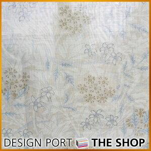 カフェカーテンMORRIS(モリス)ジャスミンシアー145×60cm川島織物セルコン送料無料DH1720