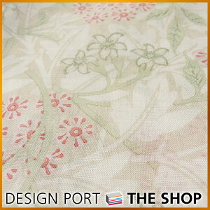 スタイルのれんMORRIS(モリス)ジャスミンシアー145×150cm川島織物セルコン送料無料EJ1720