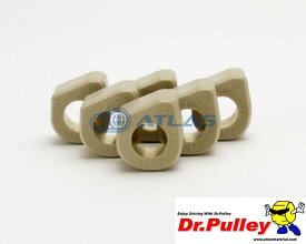 【LINE友だちクーポン発行中】Dr.Pulley(ドクタープーリー)スライディングウェイトローラー φ16×13 (13.0g) 6個セット