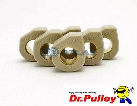 【LINE友だちクーポン発行中】Dr.Pulley(ドクタープーリー)スライディングウェイトローラー φ20×15 (20.5g) 6個セット