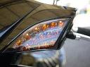 CALIN 2型シグナスX(CygnusX) LEDフロントウインカーセット スモーク