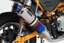 BEAMS ビームス マフラー G187-53-007 MONKEY125 モンキー 2BJ-JB02 フルエキ R-EVO チタンサイレンサー