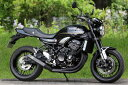 SP TADAO SP忠男 マフラー Z9R-PB-11 Z900RS (2BL-ZR900C) POWERBOX FULL 4in1 耐熱ブラック フルエキ