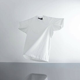 A-GIRLS ATMOS Pinnacle Short Sleeve Line Tee(エイガールズ アトモス ピナクル ショートスリーブ ティーシャツ)(WHITE)19SS-S