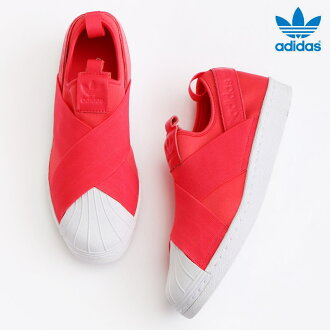 adidas Originals SUPERSTAR SlipOn W (Core Pink/Core Pink/Running White) (아디다스오리지나르스스파스타스립폰)
