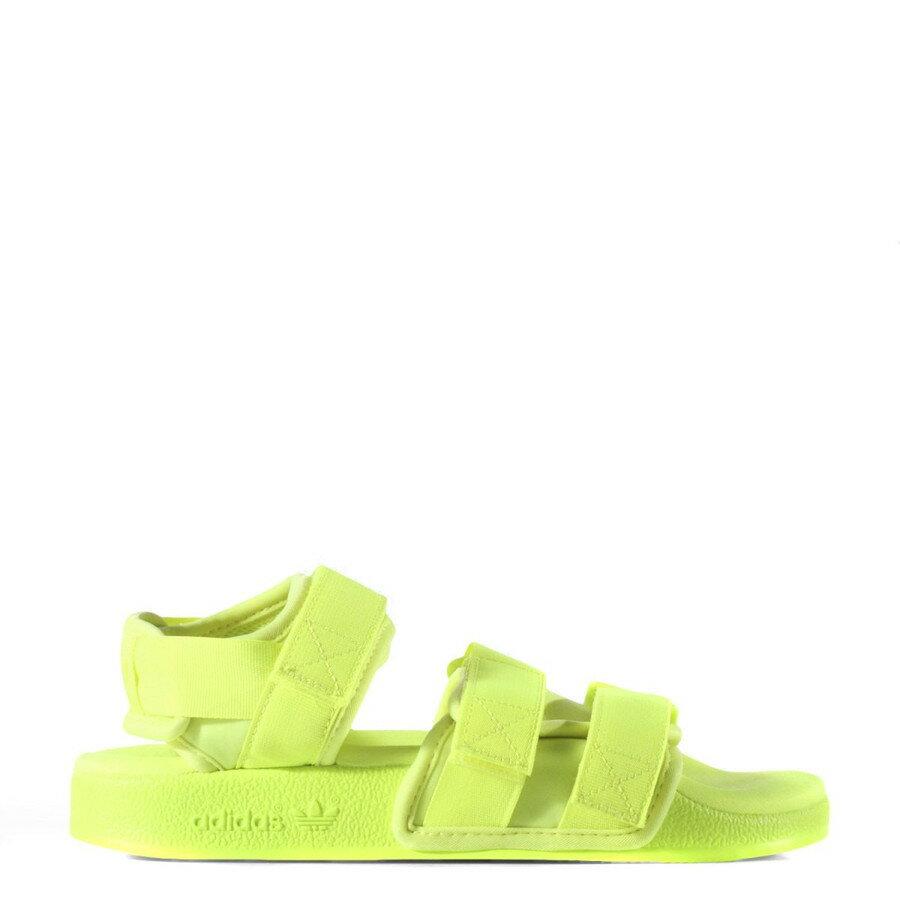 adidas Originals ADILETTE SANDAL W (アディダス オリジナルス アディレッタ サンダル W)SOLAR YELLOW/SOLAR YELLOW/SOLAR YELLOW【メンズ レディース サンダル】17FW-I