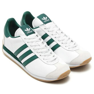 adidas Originals CNTRY OG Running White/Collegiate Green/Gum 15FW-I