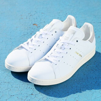 adidas Originals STAN SMITH (Adidas originals Stan Smith) Running White/Running White/Clear Granite 17FW-I
