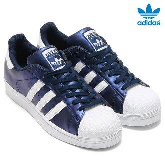 adidas Originals SUPERSTAR (adidas originals superstar) Bold Blue/Running White/Running White 16FW-I