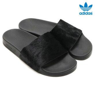 adidas Originals ADILETTE W (adidas originals adiliette) Core Black/Core Black/Core Black 16SS-I
