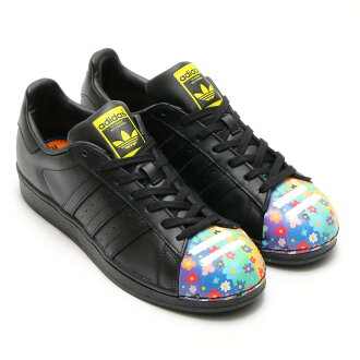 adidas Originals SUPERSTAR PHARRELL SUPERSELL (adidas originals superstar Pharrell Super shell) RUNNING WITE/core BLACK/RUNNING WHITE 15FW-I