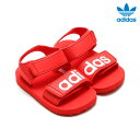 adidas Originals BEACH SANDAL I(アディダス オリジナルス ビーチ サンダル 1) (Core Red/Running White...