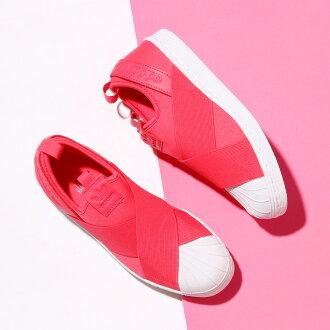 adidas Originals SUPERSTAR SlipOn W (Core Pink/Core Pink/Running White) (아디다스오리지나르스스파스타스립폰)